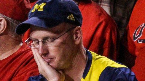 A pick-six will do that, Michigan Man.