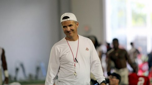 Ohio State and Urban Meyer visit Virginia Tech Monday night to start their 2015 season.