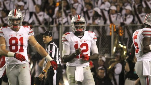 Postgame videos of Ohio State's 42-24 victory over Virginia Tech Monday night.