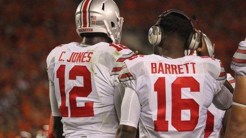 Cardale Jones and J.T. Barrett