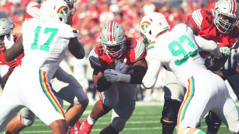Your Ohio State-Hawai'i quotebook.