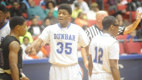 Terrance Landers from Dayton Dunbar