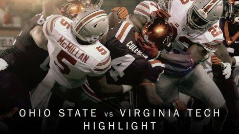 Video: Ohio State vs. Virginia Tech Higlights
