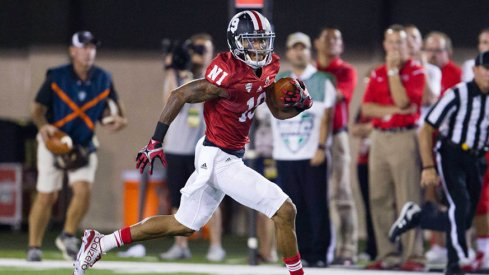 Northern Illinois wide receiver Kenny Golladay