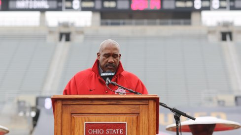 Ohio State AD Gene Smith