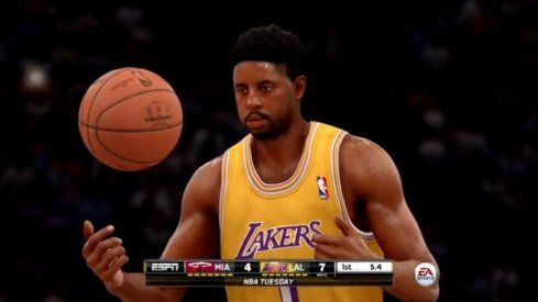 D'Angelo Russell: 18-year vet according to NBA Live.