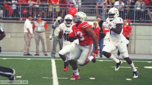 Darron Lee and the defense led Ohio State to a 20-13 win over Northern Illinois.