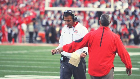 Urban Meyer said Monday he wants to be aggressive in the way Ohio State calls plays.