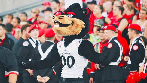 Cincinnati Bearcat vs. Ohio State: A Power 5 matchup, baby!