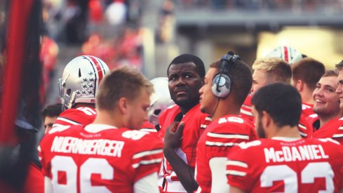 Ohio State's offensive struggles go way beyond who's playing quarterback, Urban Meyer said.