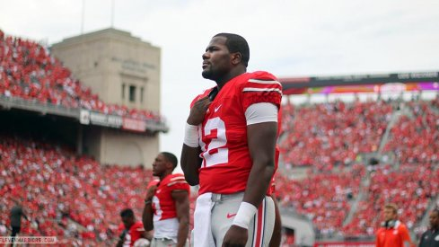 Cardale Jones knows he left a few plays on the field Saturday.
