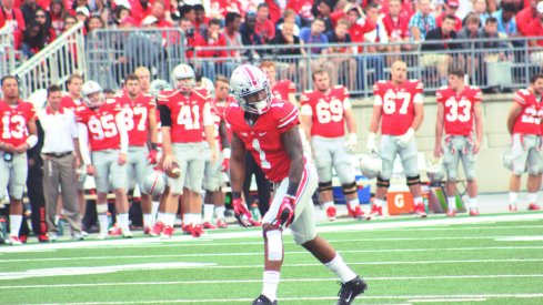 Ohio State is still trying to figure out how best to use Braxton Miller in his new position.