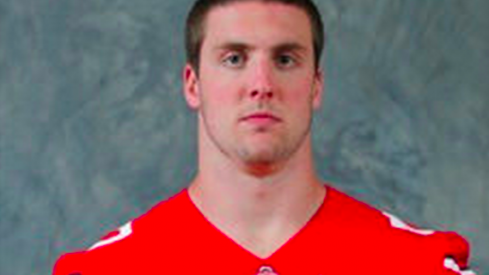 Fragel during his Ohio State days.