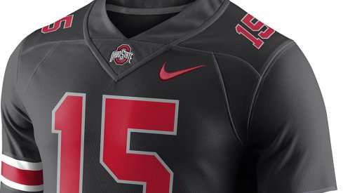 Ohio State's black jerseys are for sale. You can get them here.