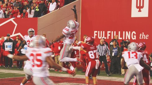 Ohio State's defense rose to the challenge against Indiana late.
