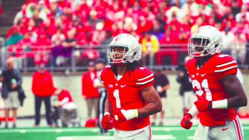 Erick Smith and Parris Campbell