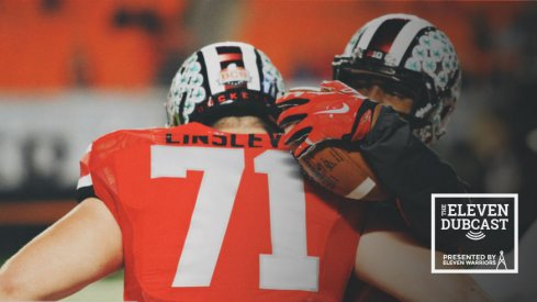 Corey Linsley joins the Eleven Dubcast to talk Ohio State at Indiana