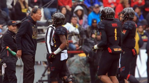 Maryland at No. 1 Ohio State game preview.