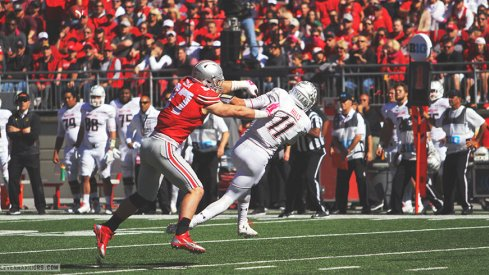 Joey Bosa and the Buckeyes took on Maryland in Ohio Stadium.