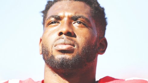 J.T. Barrett after Ohio State's win over Maryland.
