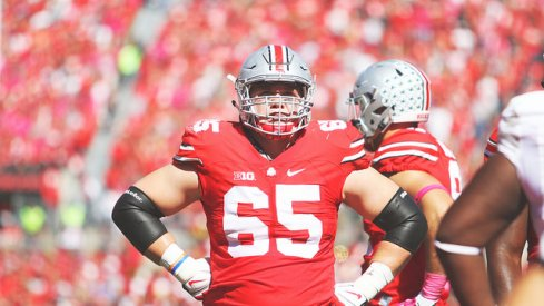 Pat Elflein approves of Ohio State's latest No. 1 ranking.