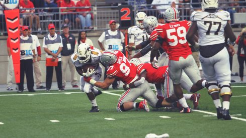 A look at how Ohio State defends against big plays and how it compares to 2014.