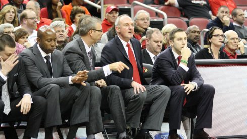 Performance reviews for the 2014-15 Ohio State men's basketball staff.