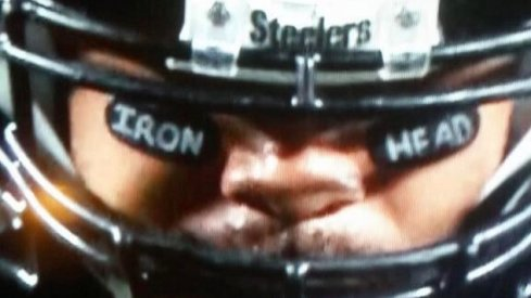 Cameron Heyward honors his late father.