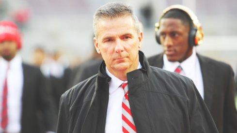 Urban Meyer talks offense.