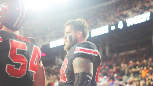 Taylor Decker, Billy Price against Penn State.