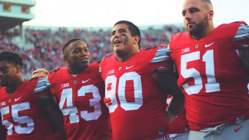 A look at how Ohio State plans to replace the injured Tommy Schutt on the defensive line.