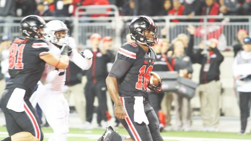 A look at why Urban Meyer chose to start J.T. Barrett over Cardale Jones against Rutgers.