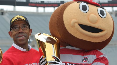 The history of Brutus Buckeye, as told by his parents.