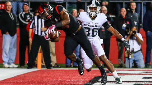 All Leonte Carroo does is score touchdowns