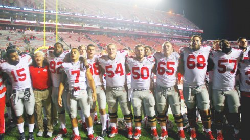 The best quotes from Ohio State's 49-7 victory at Rutgers.