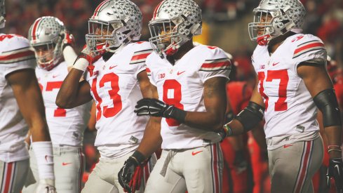 The OSU secondary showed a new skill set in Piscataway