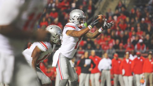 Braxton Miller's touches are changing now that Ohio State's starting quarterback is J.T. Barrett.