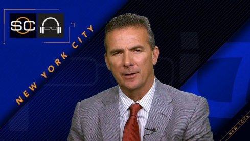 Urban Meyer joined Scott Van Pelt on SportsCenter Monday night.