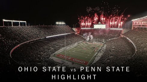 Ohio State's highlights from the night game against Penn State.