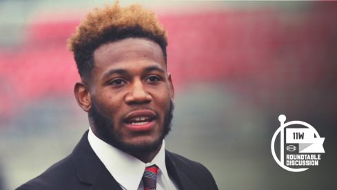 Vonn Bell ranks fourth on the team with 39 tackles.