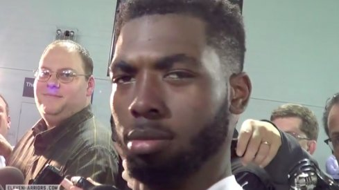 J.T. Barrett had a rant ready for the media Wednesday about his ability to throw the deep ball.
