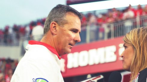 Urban Meyer Coach's Show, October 29th, 2015