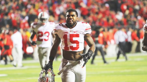 Ezekiel Elliott knows what kind of a streak he's on right now at Ohio State.