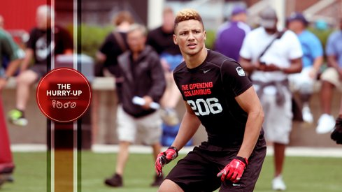 Austin Mack continues to dominate at Bishop Luers.