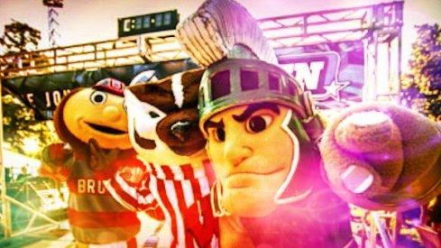 b1g mascots