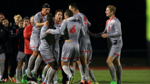 Ohio State men's soccer tops the big ten standings