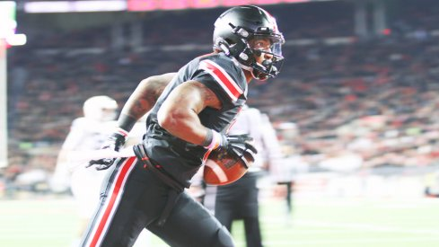 Braxton Miller is Ohio State's backup quarterback for Saturday's game against Minnesota.
