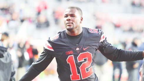 Cardale Jones is one again listed as Ohio State's starting quarterback in the team's latest depth chart.