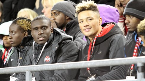 The Buckeyes are looking to sign two of the nation's top receivers.