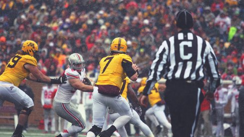 Mitch Leidner will need to come up big for the Gophers to stand a chance against Ohio State